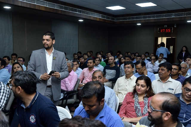 Seminar on '10 X Business Growth Strategy'  24-08-2018