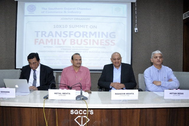Family Business Transformation Conference 08-09-2018