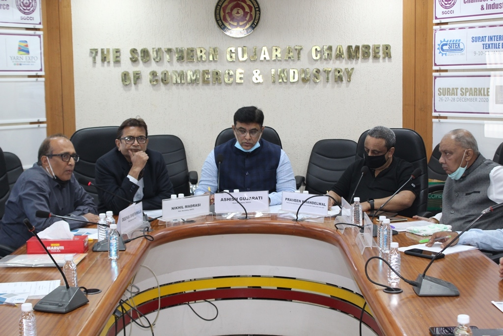 Interactive Session on Problems of GST 26-12-2020